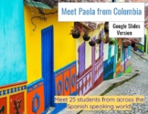 Project-Based Spanish Language Learning: Meet Paola from C