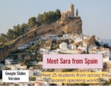 Project-Based Language Learning: Meet Sara from Spain (DIG
