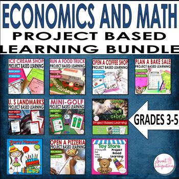 PROJECT BASED LEARNING 10 Unit Bundle