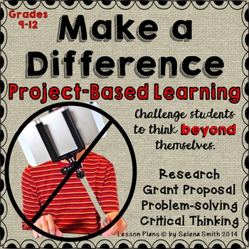 Project-Based Learning - Make a Difference