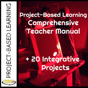 Self-Directed Project-Based Learning Teacher Manual and Project Bundle