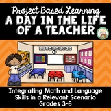Project Based Learning:  A Day in the Life of a Teacher
