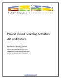 Project-Based Learning Activities - Art and Nature