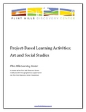 Project-Based Learning Activities - Art and Social Studies