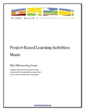 Project-Based Learning Activities - Music