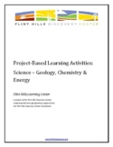 Project-Based Learning Activities - Science - Geology, Che