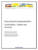 Project-Based Learning Activities - Social Studies - Cultu