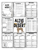 Project Based Learning Activity:  Alive in the Desert
