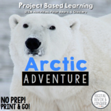 Project Based Learning Activity:  Arctic Adventure  (PBL)