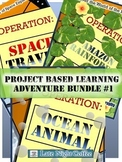 Project Based Learning Activity BUNDLE-Ocean Space Rainforest