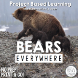 Project Based Learning Activity: Bears Everywhere! a PBL
