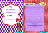 Eleanor Roosevelt: Project Based Learning Activity