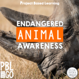 Project Based Learning Activity: Endangered Animal Awarene