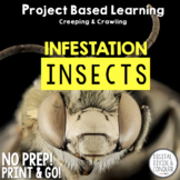 Project Based Learning Activity: Infestation Insects and Bugs (PBL)