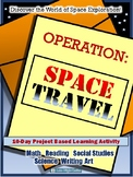 Project Based Learning Activity - Space Travel