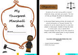 Thurgood Marshall: Project Based Learning Activity (Black