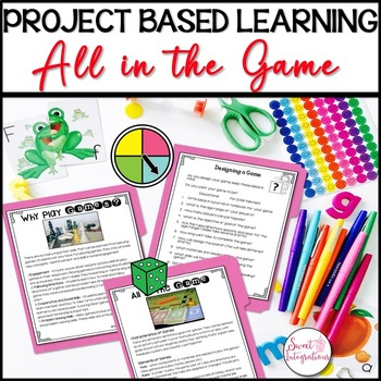Design a Board Game Project Based Learning Activity | STEM and History of Games