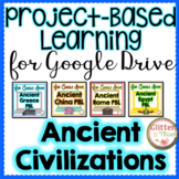 Google Classroom Distance Learning PBL Social Studies