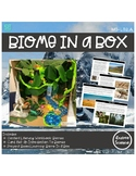 Project Based Learning: Biome In A Box (NGSS MS-LS2.A)