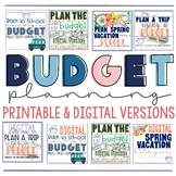 Project Based Learning Budgeting Math for Google Classroom