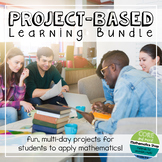Project-Based Math Learning Bundle