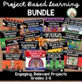 Project Based Learning Growing Bundle
