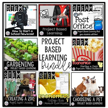 Project Based Learning Bundle