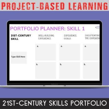 Project-Based Learning Bundle: College and Career Readiness