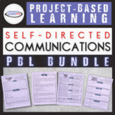 Project-Based Learning Bundle: Communications