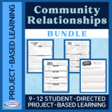 Project-Based Learning Bundle: Community Relationships