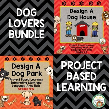 Project Based Learning Bundle for Dog Lovers