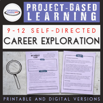 Project-Based Learning: Career Exploration (for beginner PBL Learners)