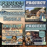 Project Based Learning: Colonial Bundle