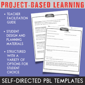 Project-Based Learning: Current Events (for mid-level PBL learners)