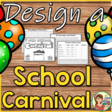 Area & Perimeter: Design a School Carnival Project Based Learning
