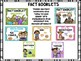 Project Based Learning Dinosaur and Fact Booklet Bundle