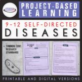 Project-Based Learning: Diseases/Illnesses {Printable and