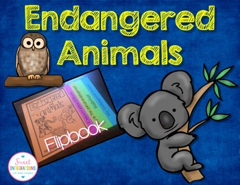 PROJECT BASED LEARNING SCIENCE: SAVING OUR ENDANGERED ANIMALS With Slideshow