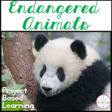 ENDANGERED ANIMALS | PROJECT BASED LEARNING SCIENCE
