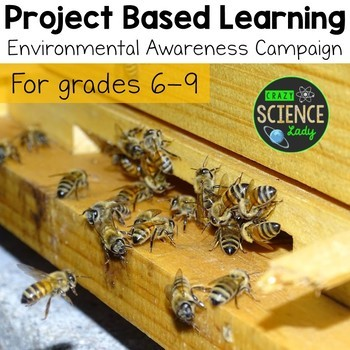Project Based Learning: Environmental Awareness Campaign