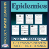 Project-Based Learning: Epidemics {Printable and Digital Option}