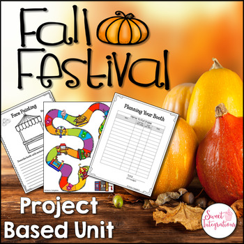 PROJECT BASED LEARNING: PLAN A FALL FESTIVAL WITH STEM MAT