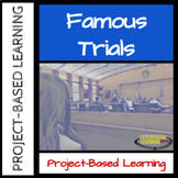 Project-Based Learning: Famous Trials (for beginner PBL learners)