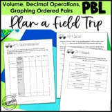 Project Based Learning: Plan a Class Field Trip