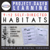 Project-Based Learning High School Ecology: Habitats {Prin
