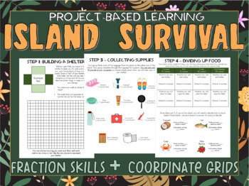 Project Based Learning: Island Survival