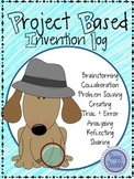 Project Based Learning Journal- Teacher's Guide, Vocabular