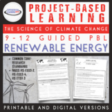 Project Based Learning Lesson Plan: Renewable Energy {Prin