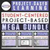 Project-Based Learning High School MEGA Bundle
