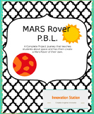 Project Based Learning: Mars Rover (Editable)